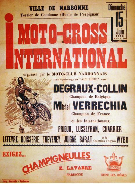 motocross narbonne