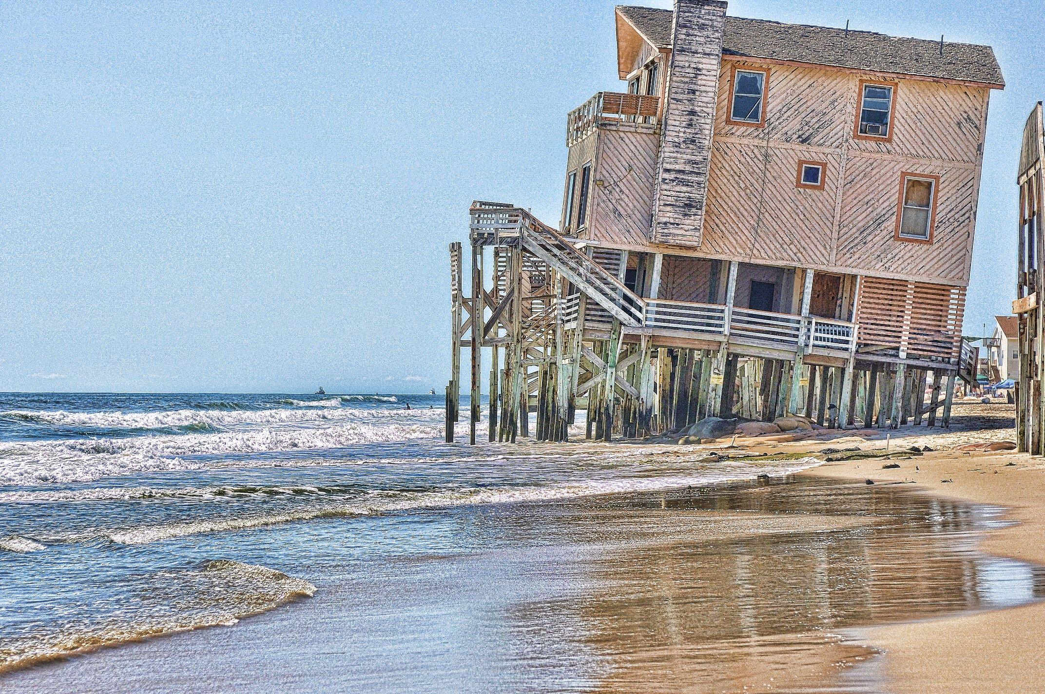 The Ruins At Nags Head Obx Vacation Outer Banks North Carolina Outer Banks Nc