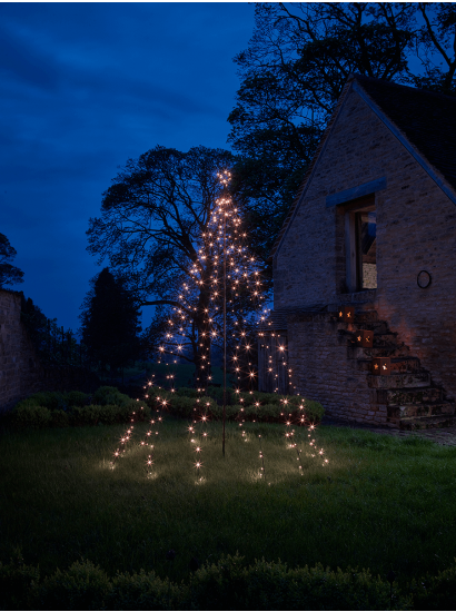Outdoor Light Up Tree Tower Weihnachtswelt Indoor Christmas