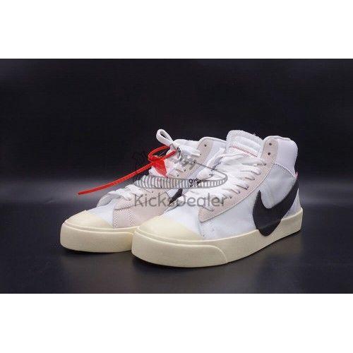 cc272e6b9972 Nike Blazer Mid Off White Virgil
