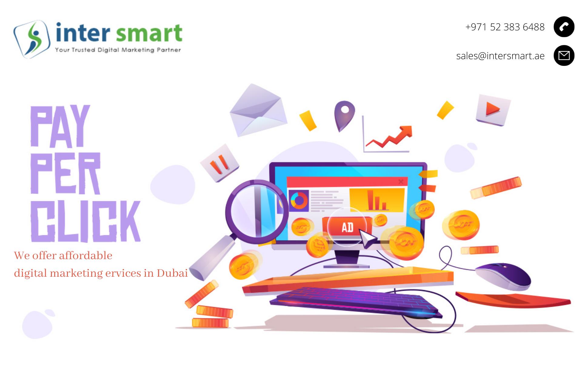 Digital Marketing Service Providers In Dubai In 2020 Digital Marketing Digital Marketing Company Web Template Design