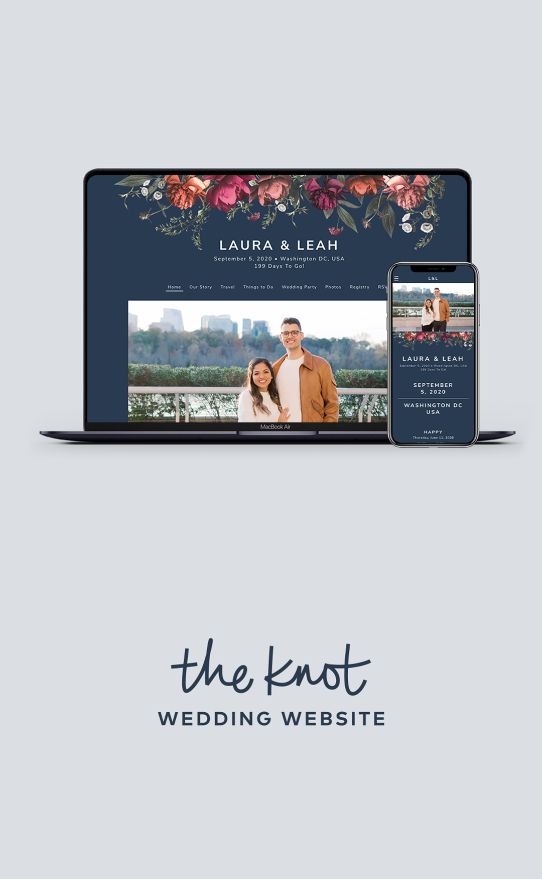 A Free Wedding Website Made Your Way In 2020 Wedding Website Free Wedding Website The Knot Wedding Website