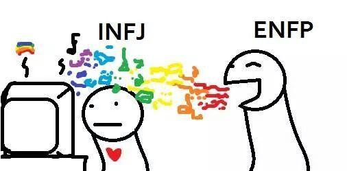 Enfp vs infj