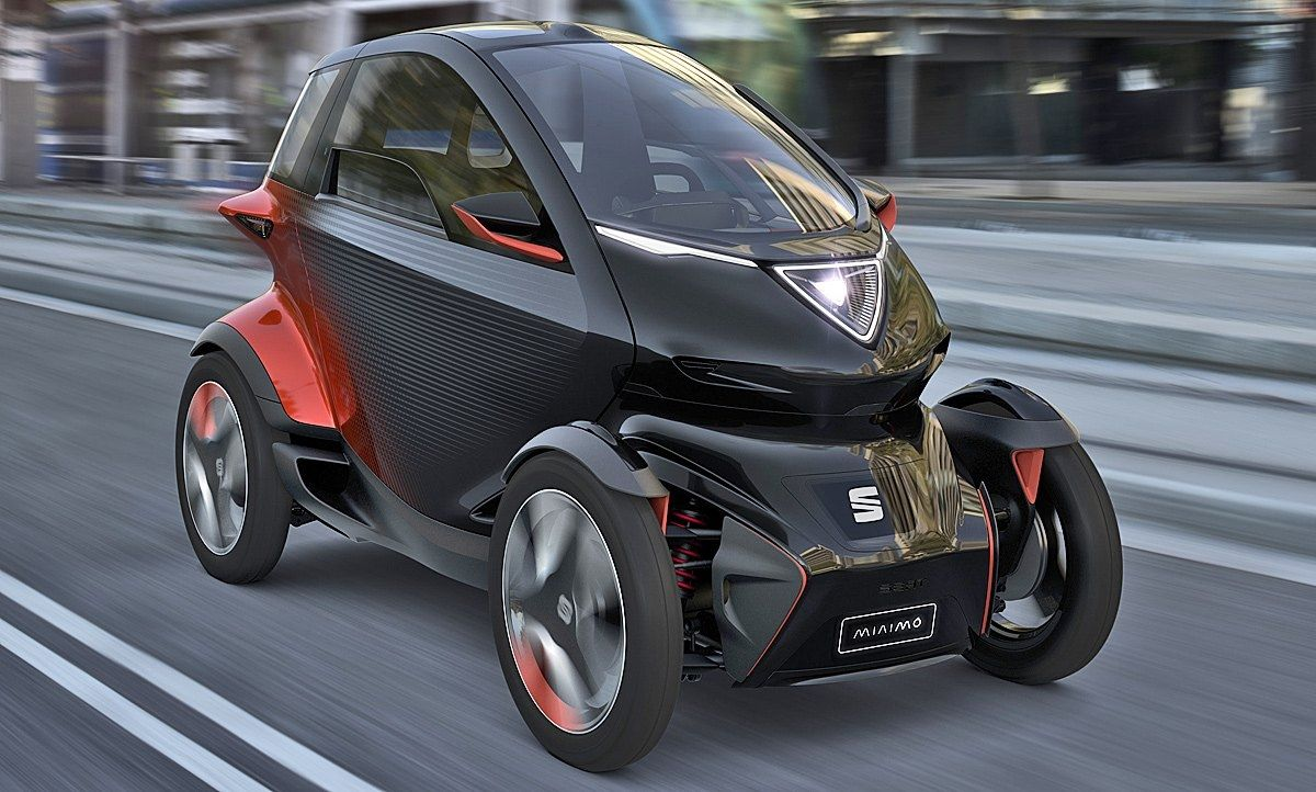 New 2020 Seat Minimo Release Date New Review | Electric car concept, Upcoming cars, Concept cars