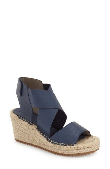 eeac63168f Women's Gray 'willow' Espadrille Wedge Sandal | shoes | Espadrilles ...
