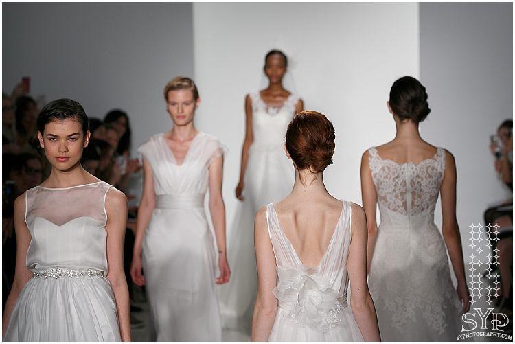 @Christos Bridal  | #ChristosBridal Fall 2014 Collection by #Amsale | #wedding #weddinggowns #bridalgowns #bride