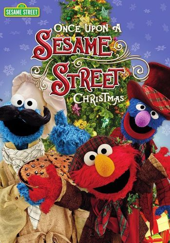 Once Upon A Sesame Street Christmas Dvd 2017 Sesame Street Christmas Christmas Dvd Elmo Christmas
