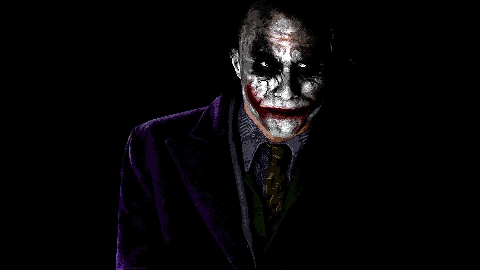The Joker. [1920x1080] Cómic, Fanart, Personajes