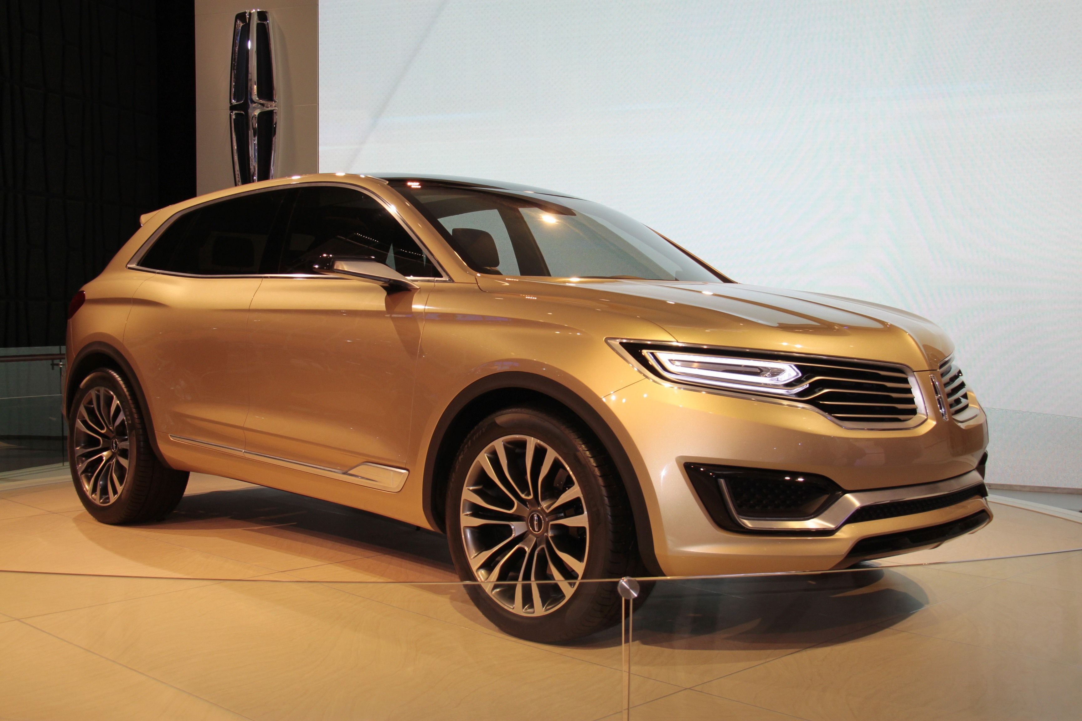 2019 Lincoln Mkx At Beijing Motor Show | Car Gallery