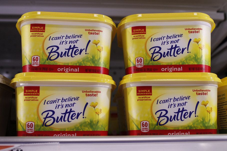 Is Margarine Vegan What To Know About This Butter Alternative Vegan Butter Brands Vegan Dishes Vegan Butter Substitute