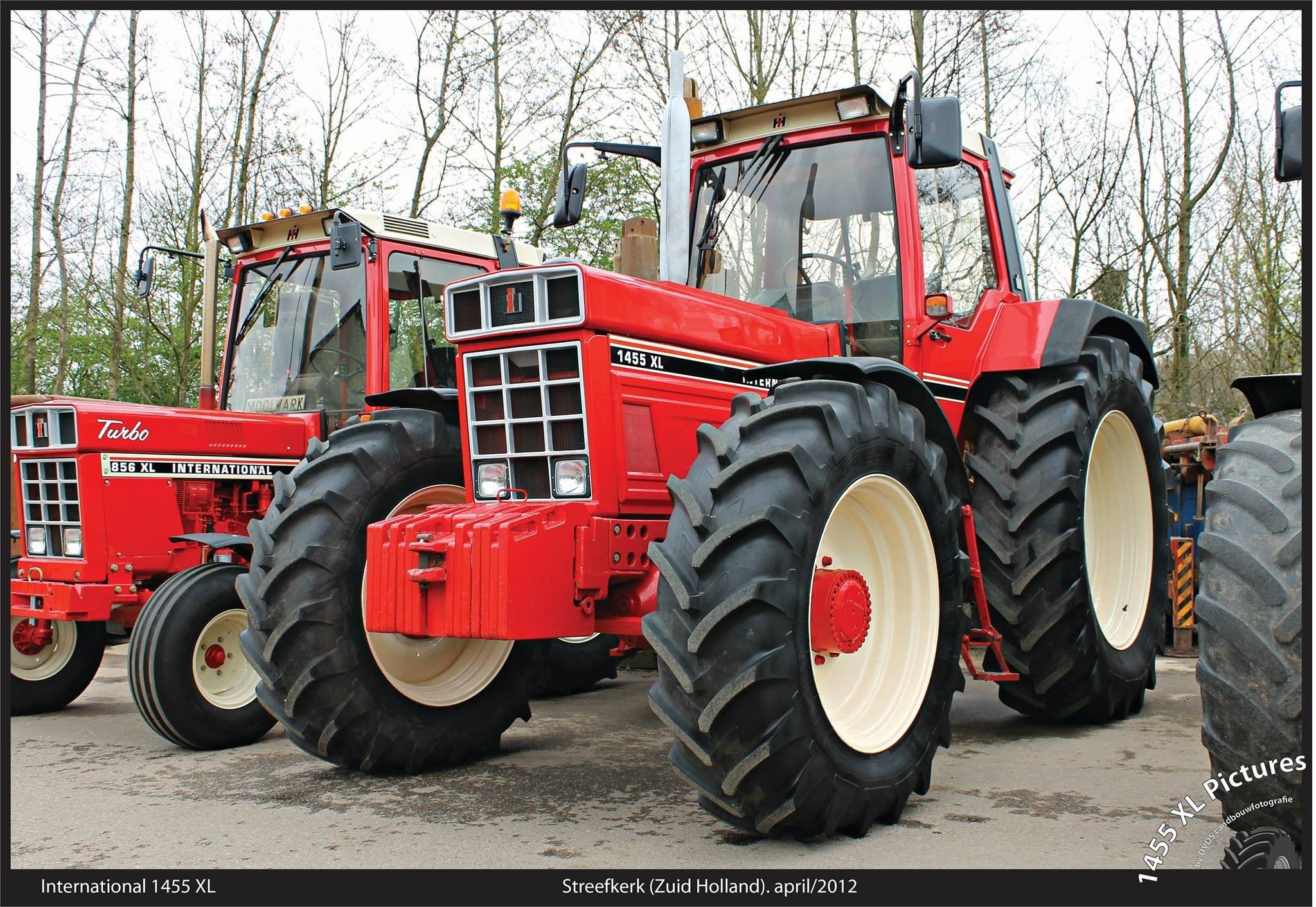Sweet 1455 Xl Classic Tractor New Trucks Old Tractors