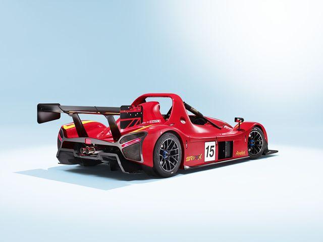 Radical Sportscars / UK / SR3 RSX