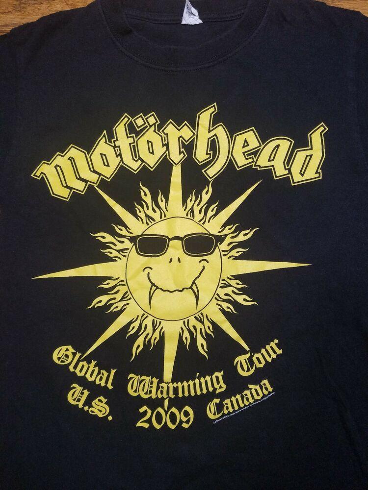 Fantaisie et Specialty Vêtements ill Rock Merch Motorhead England Front Only T-Shirt