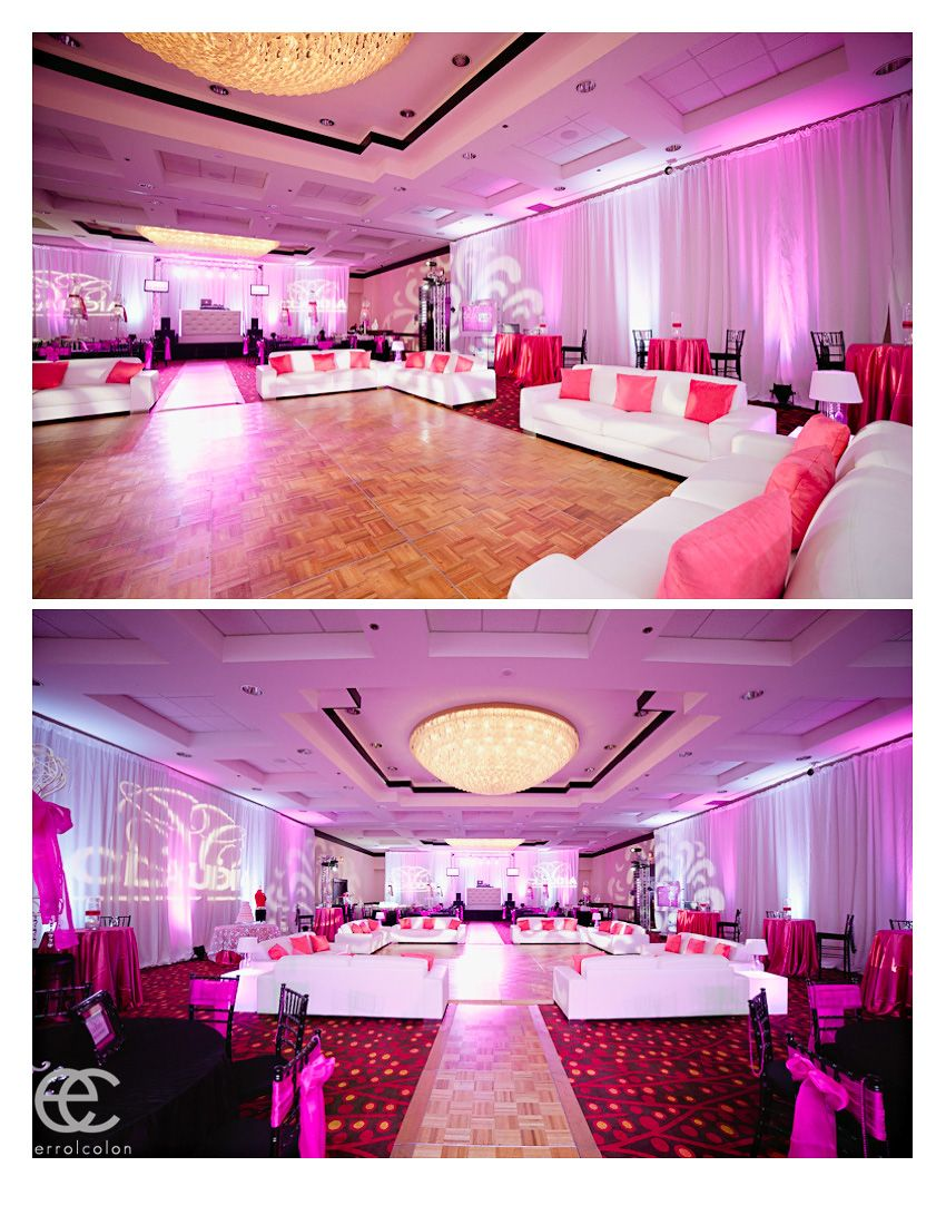 quince super sweet 15 birthday party fashion themed event a