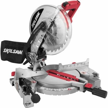 Compound Miter Saws Skil Saws Box And Miter 15 Amp 10 In With Laser 3317 01 Diy Sliding Barn Door Compound Mitre Saw Miter Saw