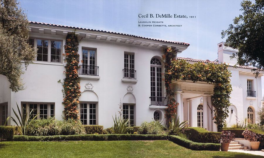 Cecil B Demille Estate The 1 Pinterest Movie Stars