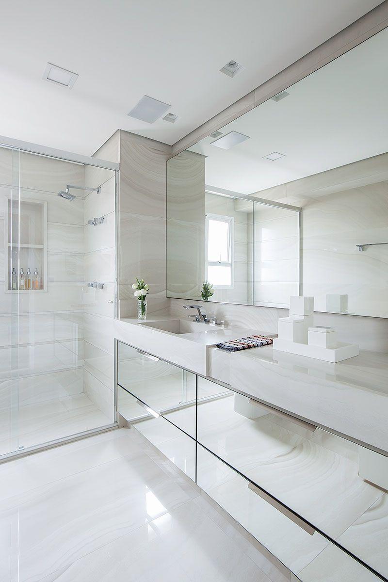Para Um Casal De Executivos Ideias Para Decorar Banheiro