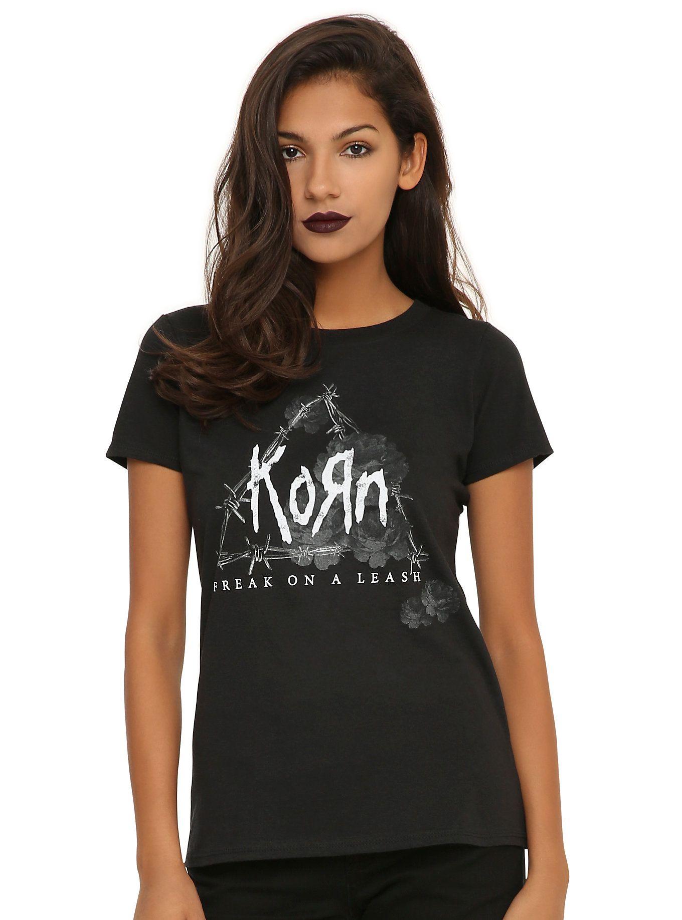 Korn T Shirt Still A Freak Band Logo new Official Mens Black