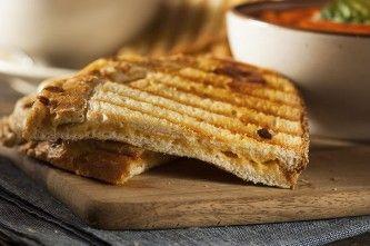 Cauliflower Crust Bread Slices Recipe Food Recipes Food