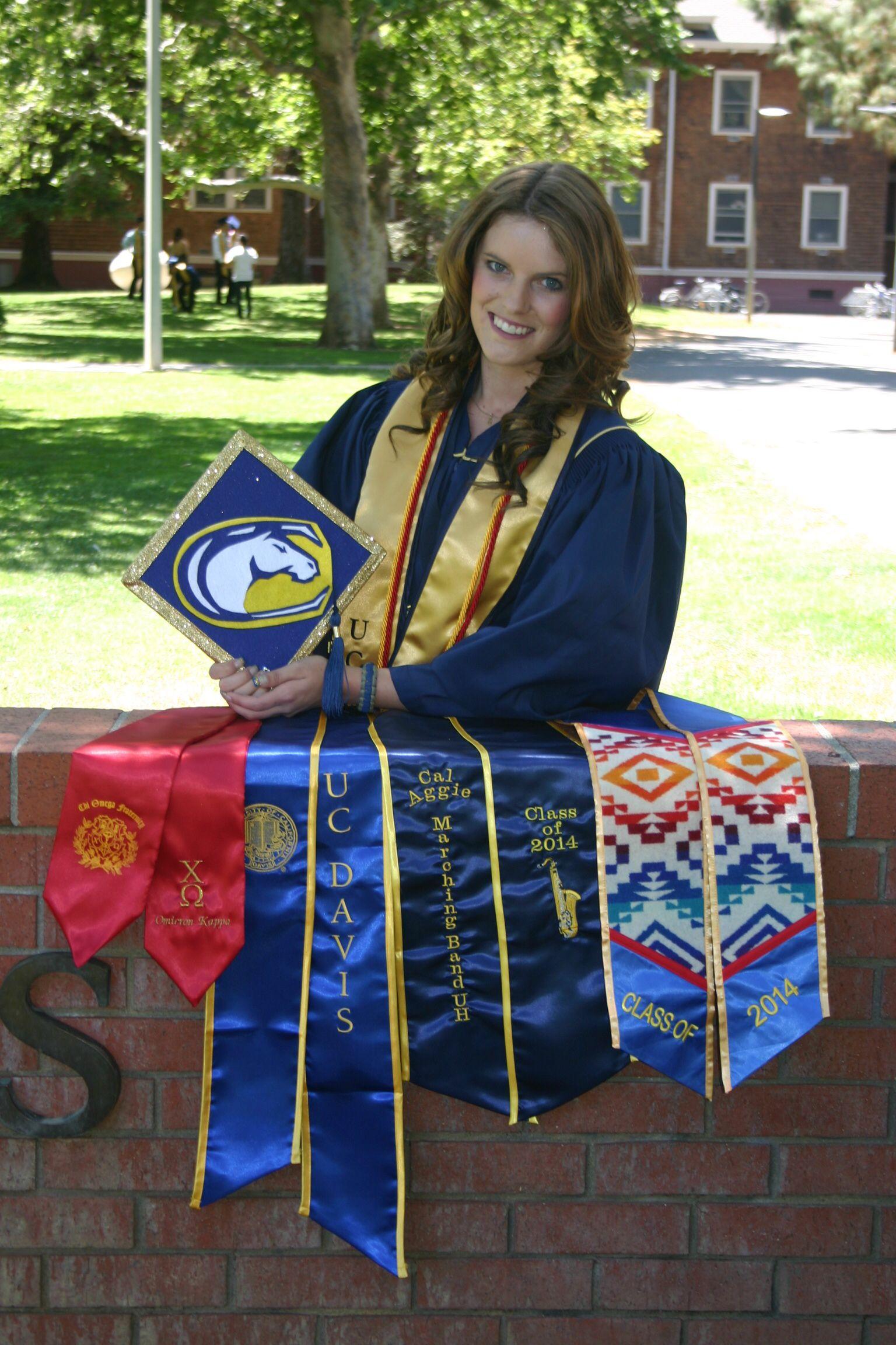 Love an Aggie UcDavis graduation 2014 | UC Davis spirit | Pinterest