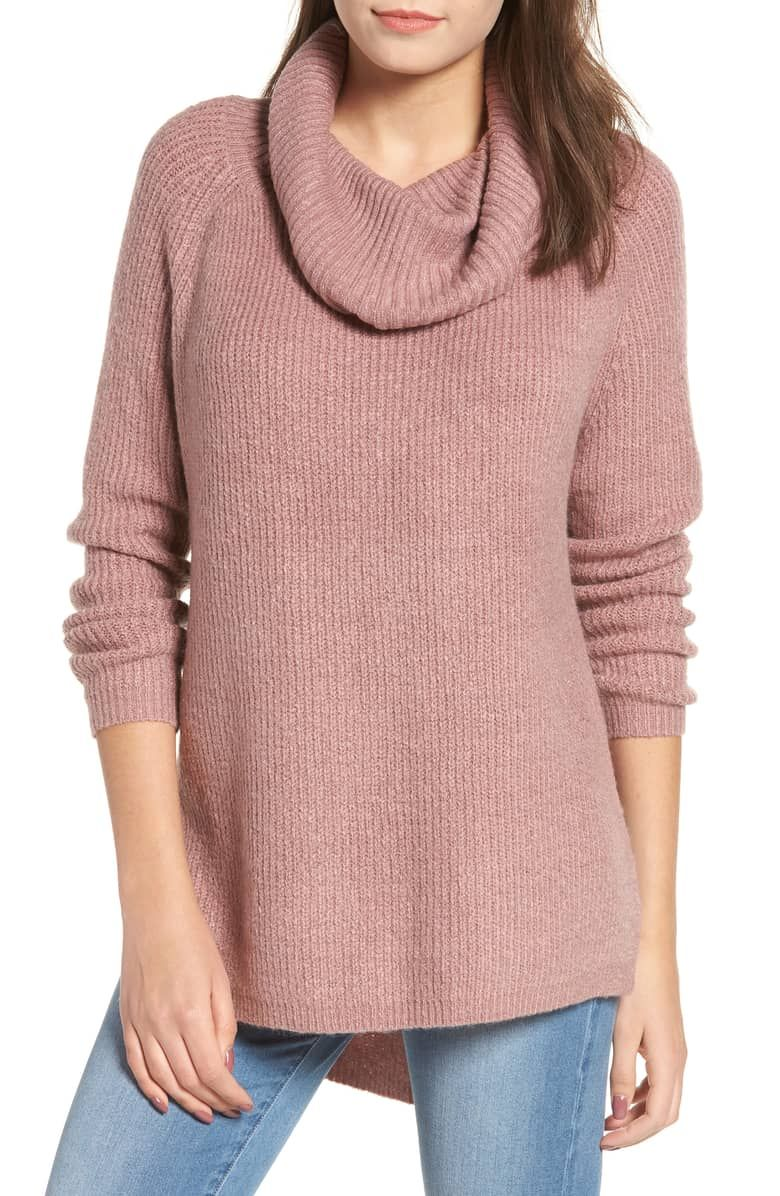 353601fc47 Cowl Neck Sweater
