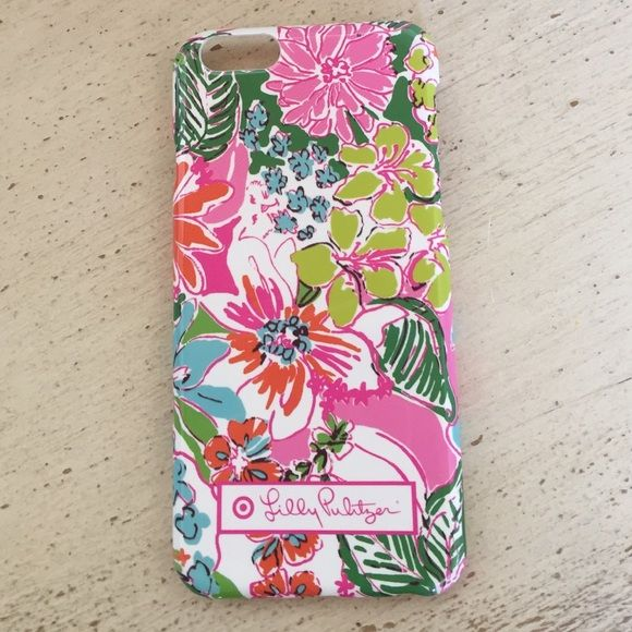 cheap for discount d9ff2 5bee8 Lilly Pulitzer For Target IPhone 6 Case Lilly Pulitzer For Target ...