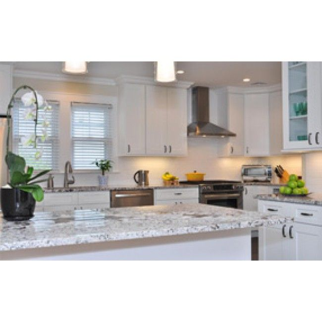 White Kitchen Cabinets For Sale: RTA Ice White Shaker 10x10 Kitchen Cabinets In 2019