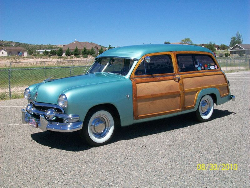 1951 Ford Woody Wagon Www Musclecarmadnessauction Com Ford Classic Cars Woody Wagon Wagon