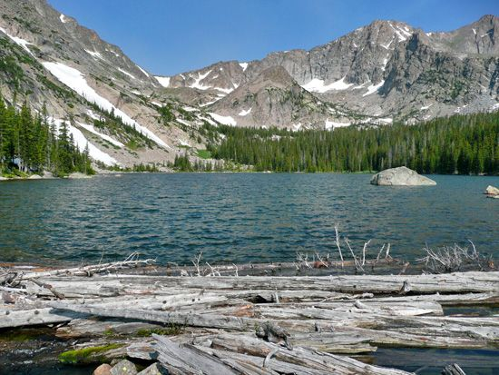 Protrails Wild Basin Area Thunder Lake Calypso Cascades Ouzel Falls Photo Gallery Rocky M Rocky Mountain National Park Rocky Mountains National Parks