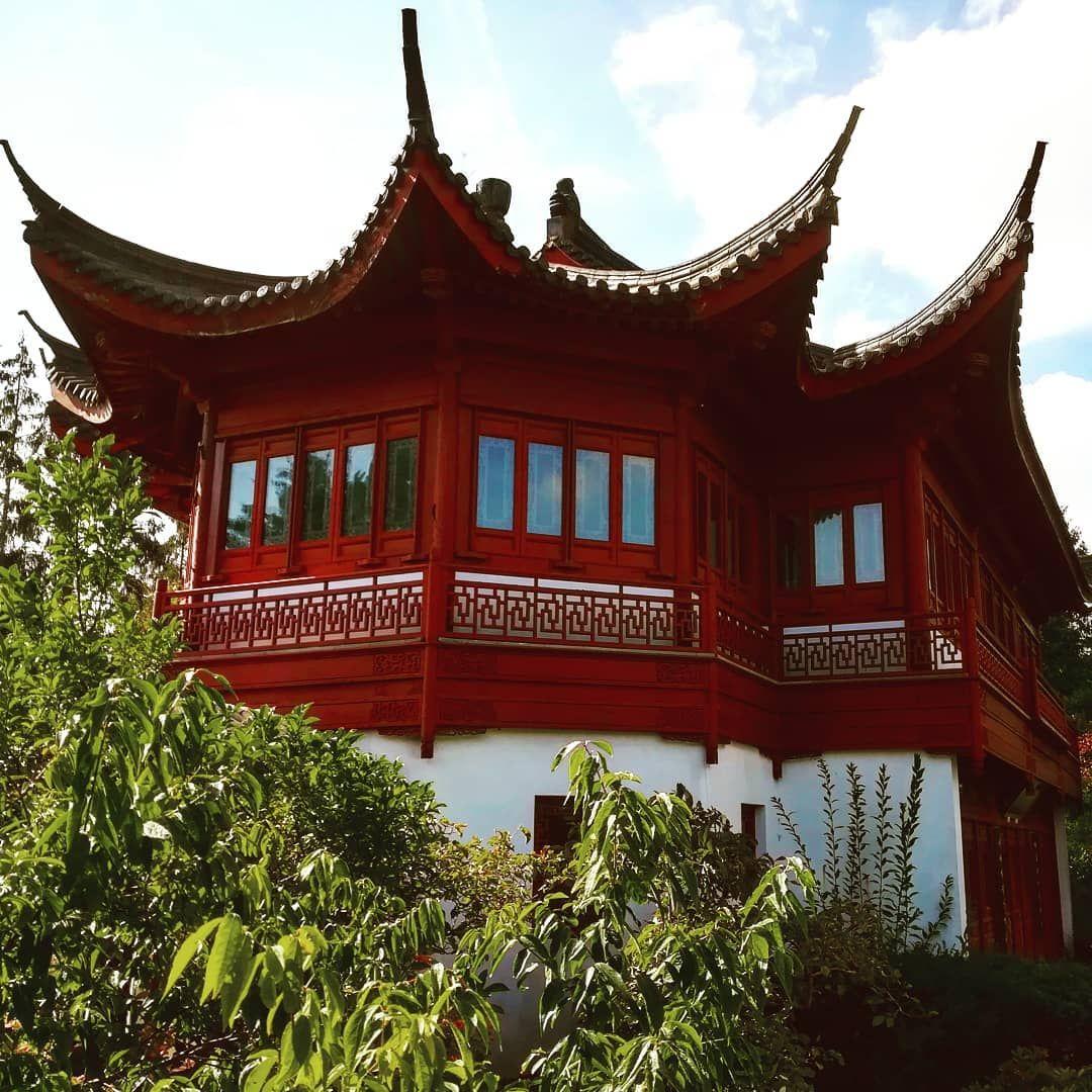 Chinese Garden Groningen Haren Garden Groningen Instagram Nederland