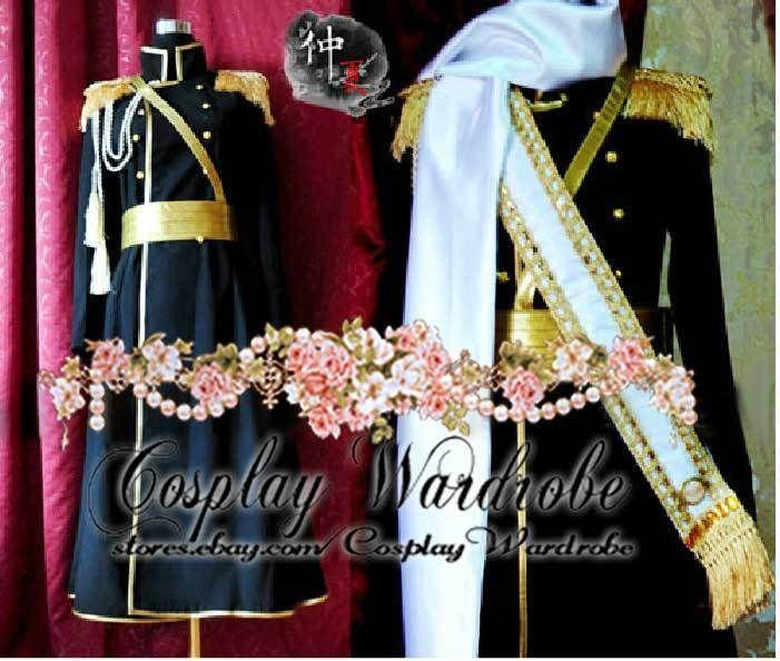 Axis Powers Hetalia Aph Russia Military Cosplay Costume Black Uniform Coat Cosplay Costumes Cosplay Axis Powers