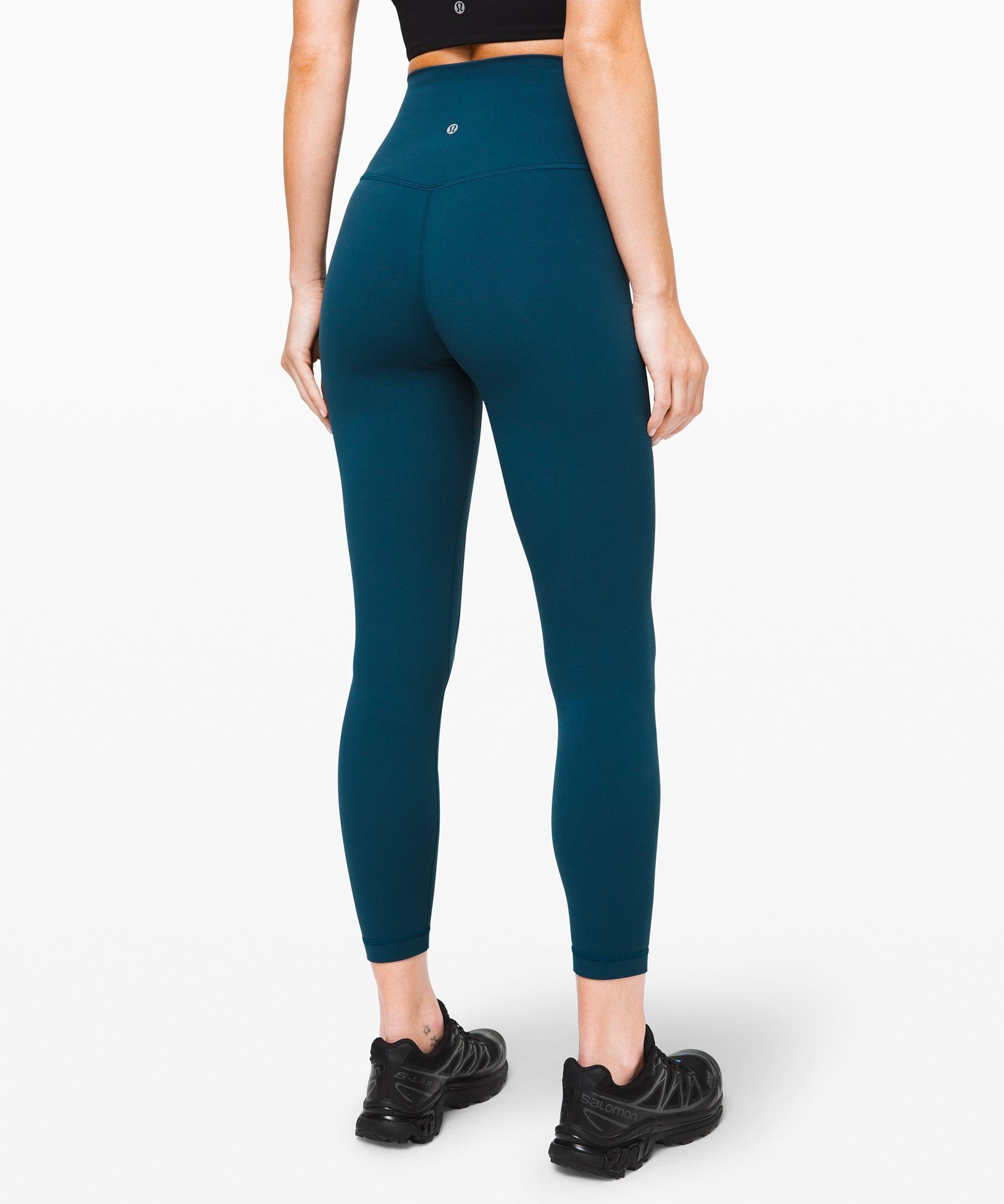 "lululemon Women's Align Pant 31"", Night Diver, Size 0 in"