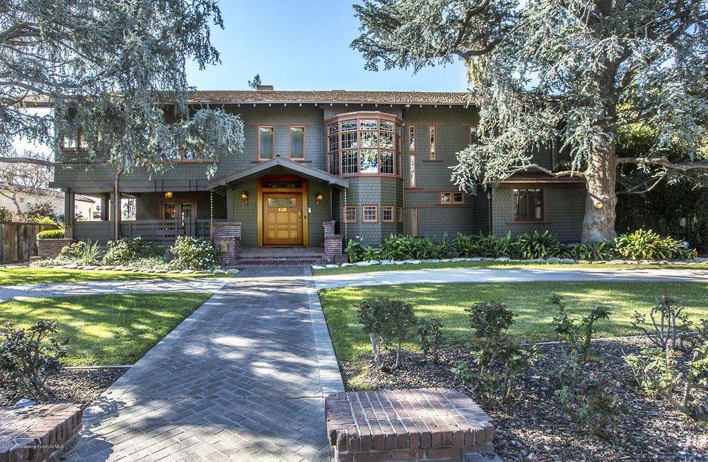370 W Del Mar Blvd Pasadena Ca 91105 Mls 818005815 Zillow Old House Dreams Craftsman Bungalows Pasadena Real Estate