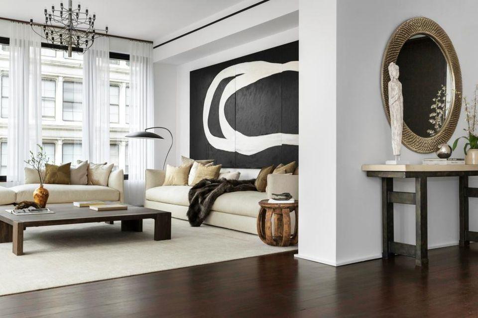 Peek Into Chrissy Teigen Zayn Malik And Other Nyc Celeb Home Decor Home Interior Interior Design