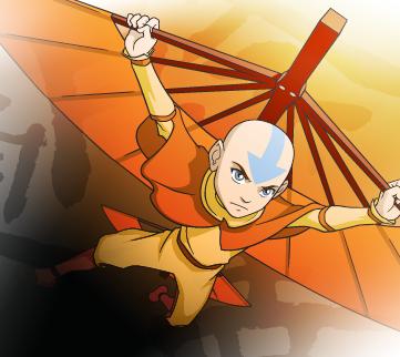 Avatar Aang The Last Airbender Cartoon Avatar Airbender Avatar