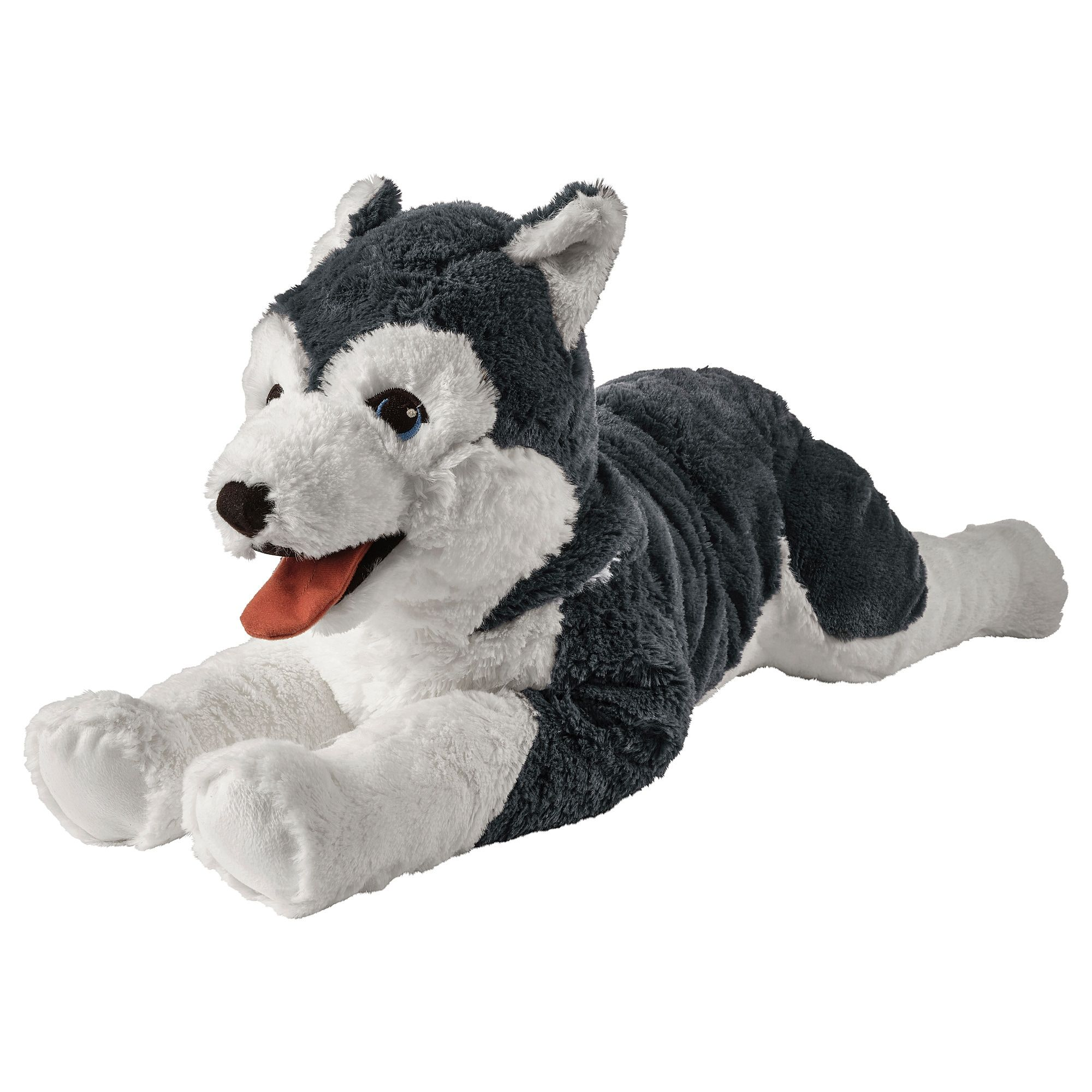 Ikea Livlig Soft Toy Dog Toys Cute Dogs Husky