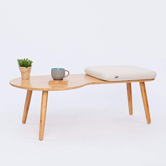 159 zen's bamboo coffee table for living room sofa side