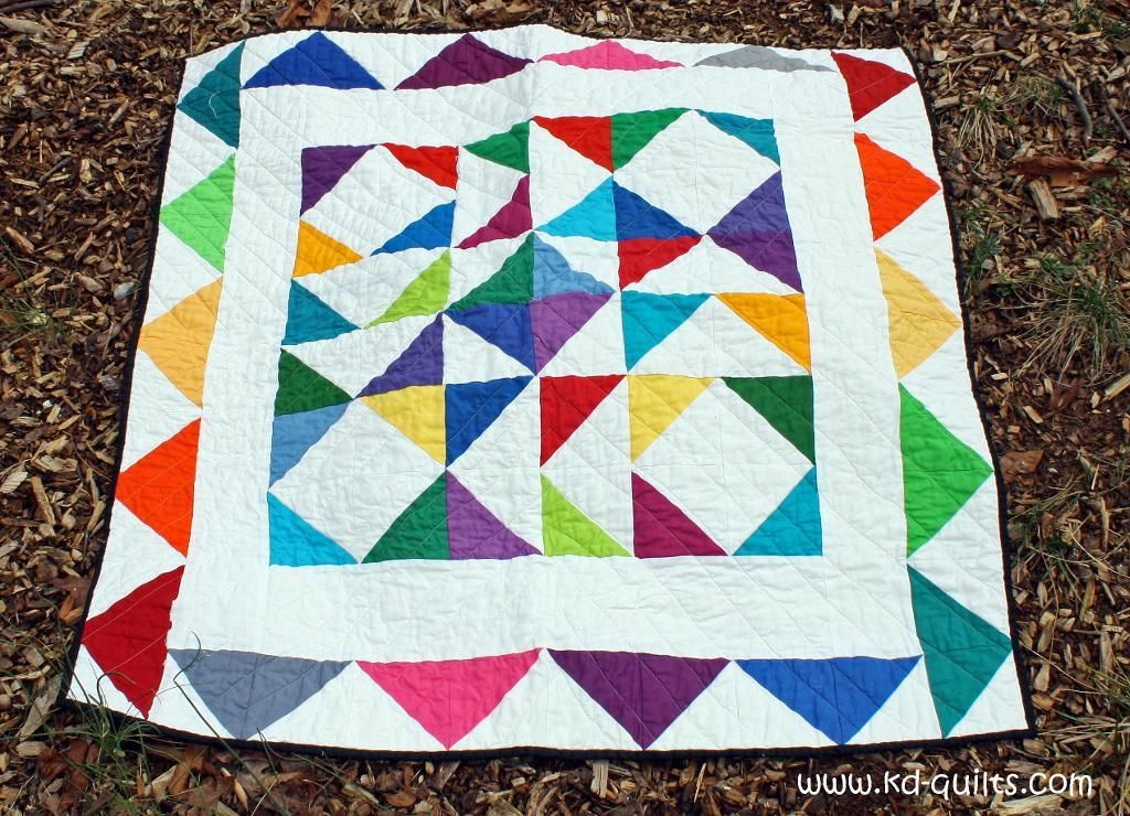 12 Free Charm Pack Quilt Patterns To Stitch Up Simple 12 Triangle