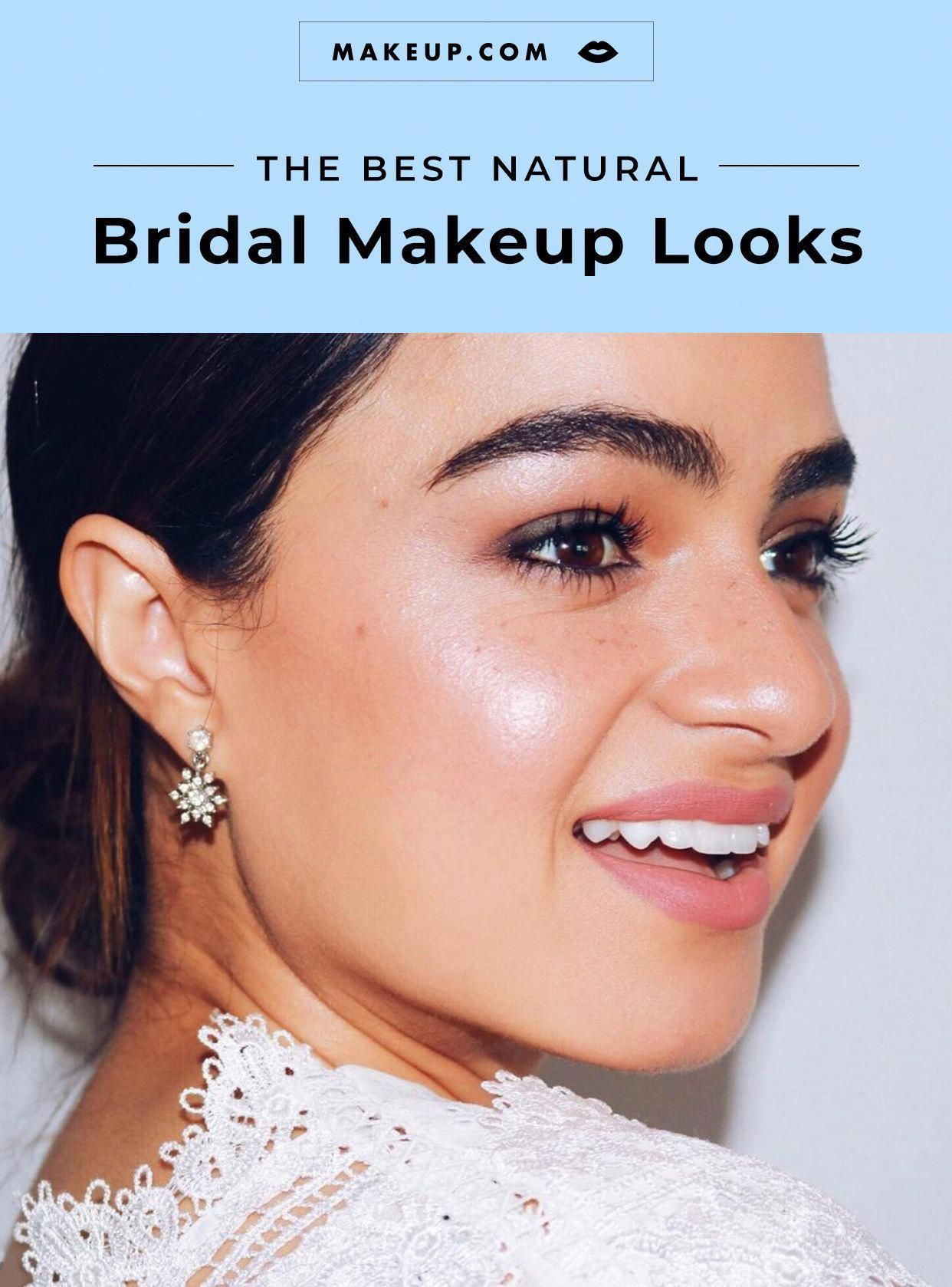 6 bridal makeup tutorials for the minimalist bride in 2020