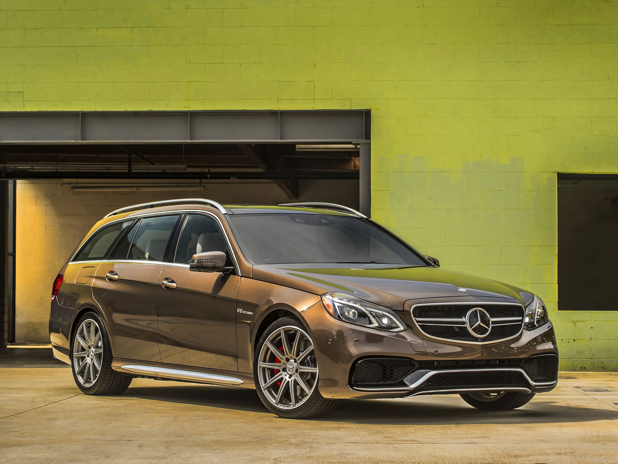 2013 Mercedes-Benz E 63 AMG S-Model Estate | Touring Estate Cars ...