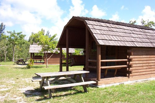 Oleta River State Park Cabins For Rent The Park Is Located