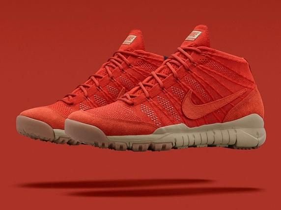 meet ffbb8 e55c3 An official look at the brand new Nike Flyknit Trainer Chukka SFB releasing  on March 5