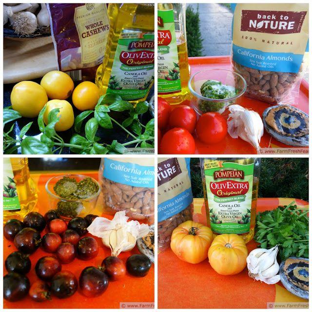 Fresh Tomato Pesto: How to Make, Put Up, and Use It