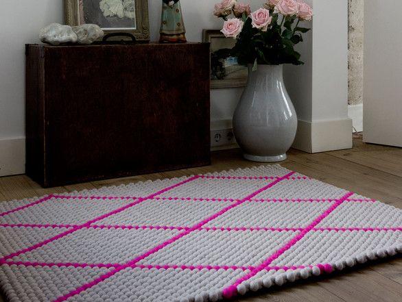 Buy The Hay Dot Carpet Poppy Red At Nest Co Uk Hay Dots Carpets Online Carpet
