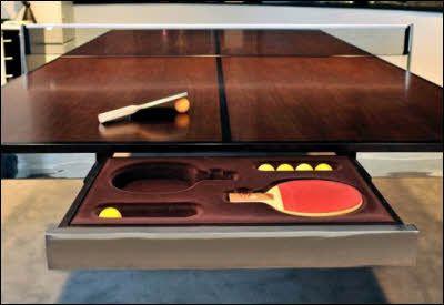 DIY Ping Pong Table Wood Plans Free