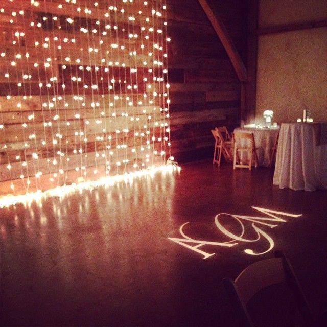 Pin on mississippi wedding planner - How to hang string lights on wall ...