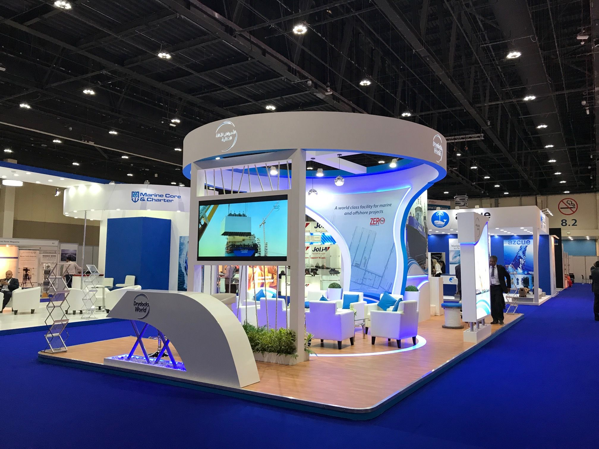 Expo Stands Shape Of You : Standdesign design exhibition stands ☆ exhibit
