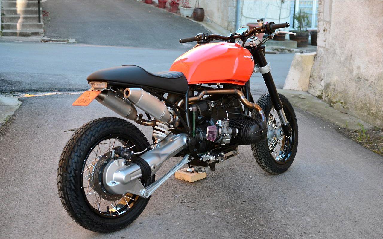 r80motorieep | inazuma café racer | bmw custom bikes