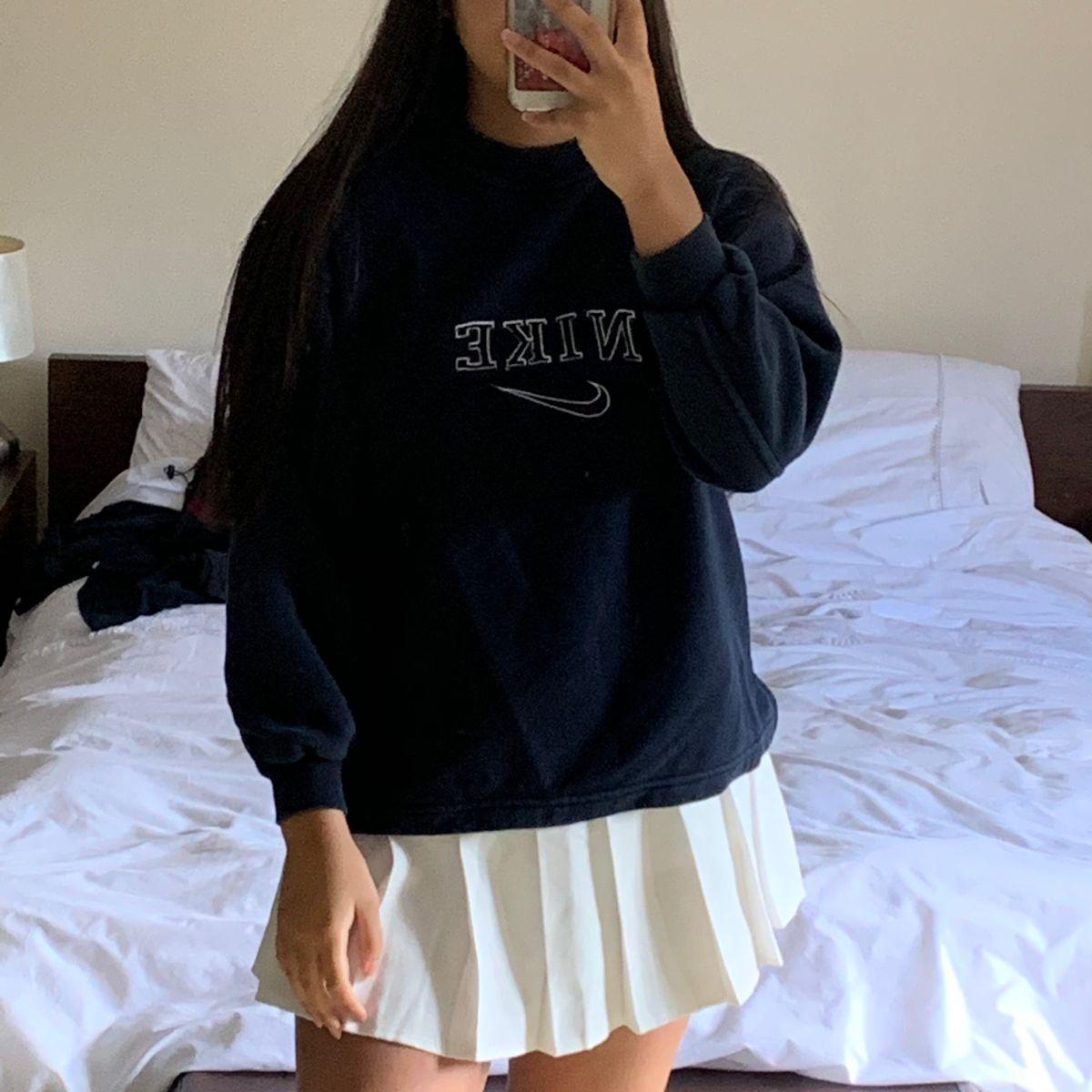 Pin On Sweatshirt Outfit [ 1200 x 1200 Pixel ]