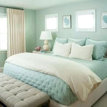 Light Turquoise Bedroom Walls Quilt My In Spanish